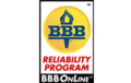 BBB Reliability Program logo