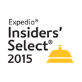 Expedia Insiders' Select 2015 logo