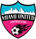 miami united football club logo