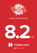Awarded Heron Island Resort in Queensland, Australia