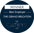 Best Employer Award - The Grand Brighton