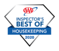 Inspectors Best of Housekeeping 2020 Logo