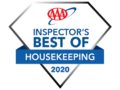 AAA Inspector's Best of Housekeeping 2020 Logo