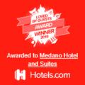 Logotipo de Hotels.com