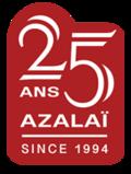 LOGO AZALAI  LOGO DEPUIS 1994