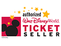 Authorized Wal Disney World ticket seller