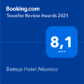 Booking.com reviews logo