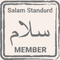 Salam standard MEMBER logo