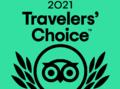 TripAdvisor 2021 Travelers' Choice Award