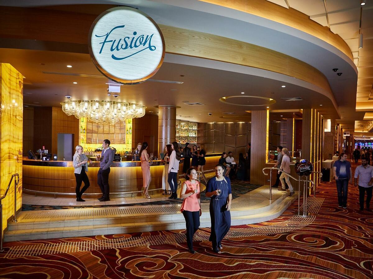 Fusion Bar Crown Perth