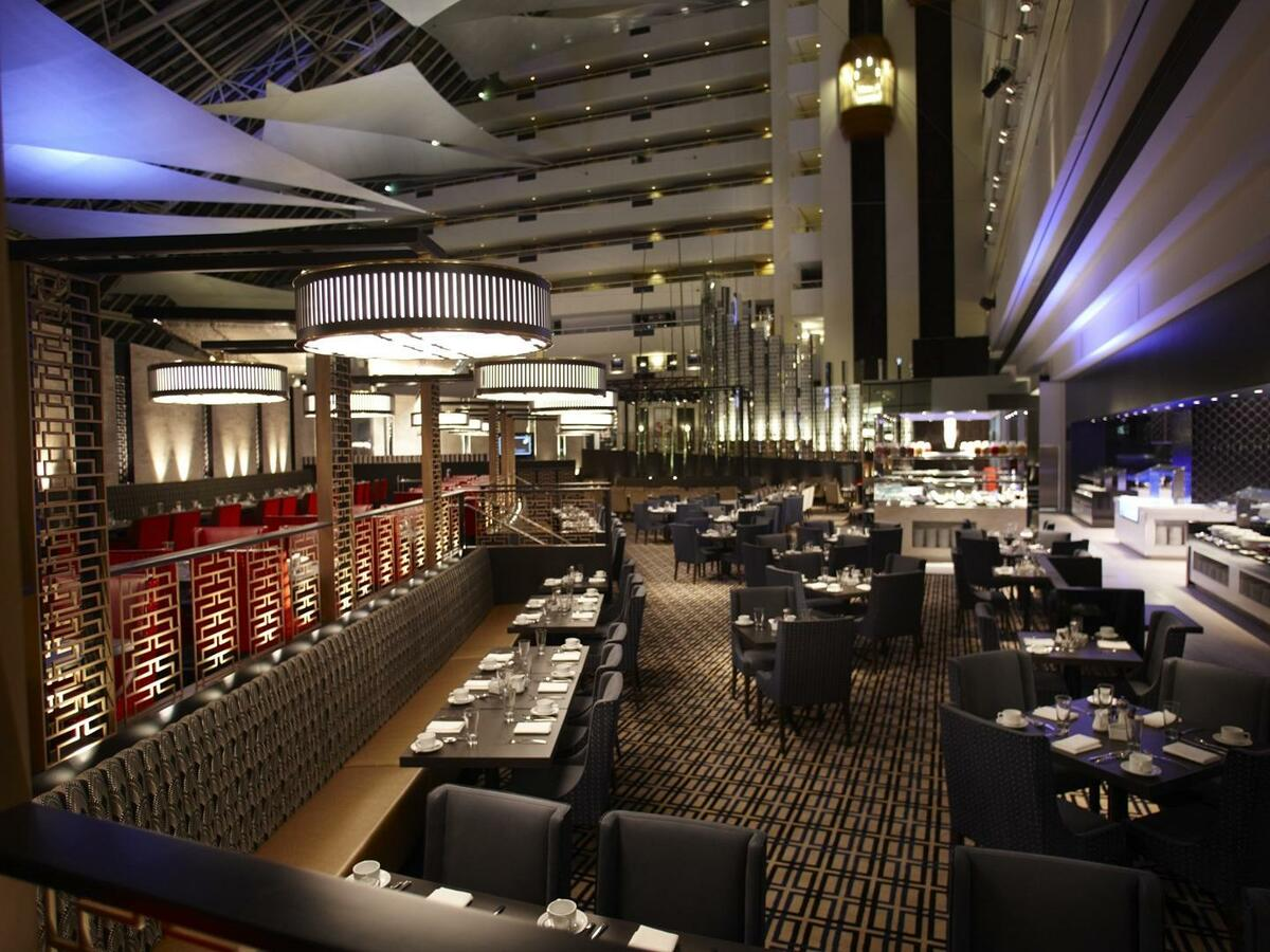 Crown Metropol Restaurants