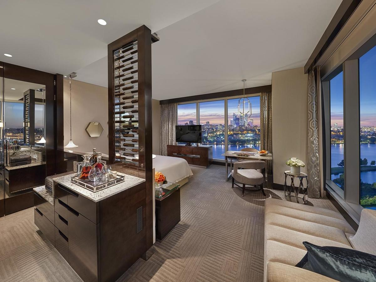 Crown Casino Perth Rooms
