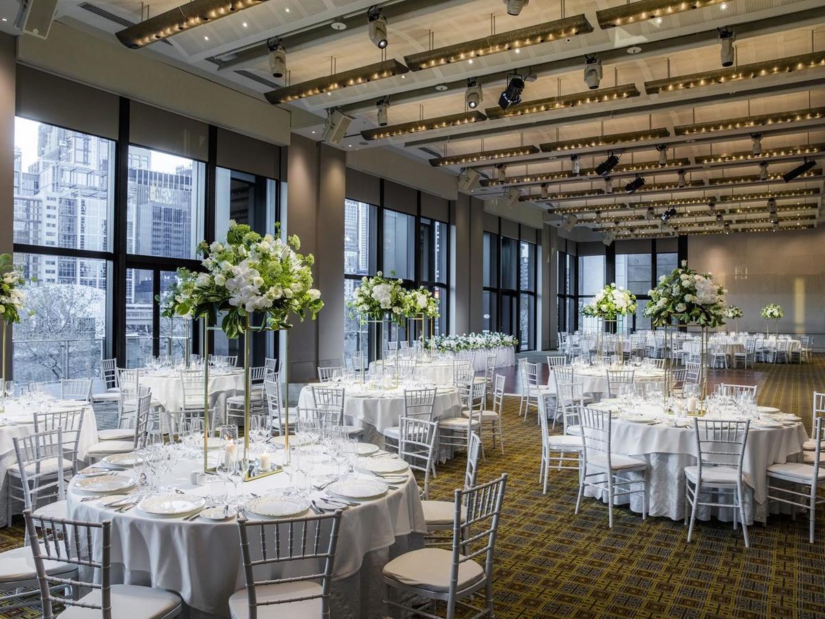 River Room Crown Melbourne