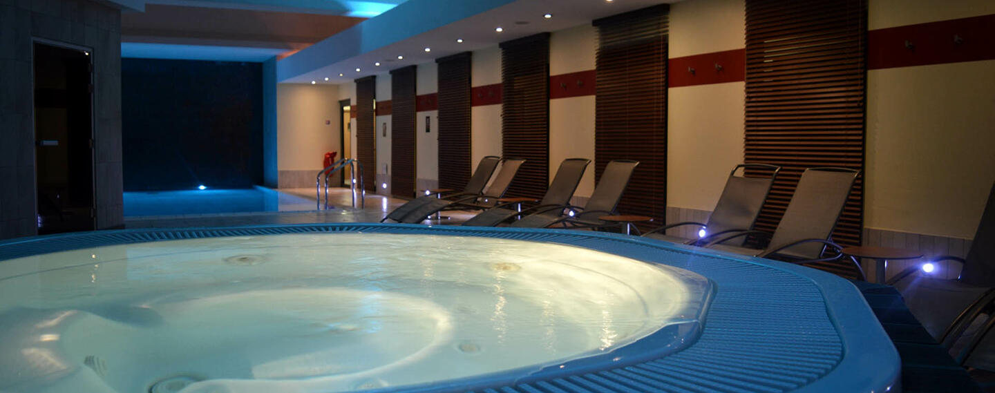 Spa at Hotel du Pasino in Le Havre, France