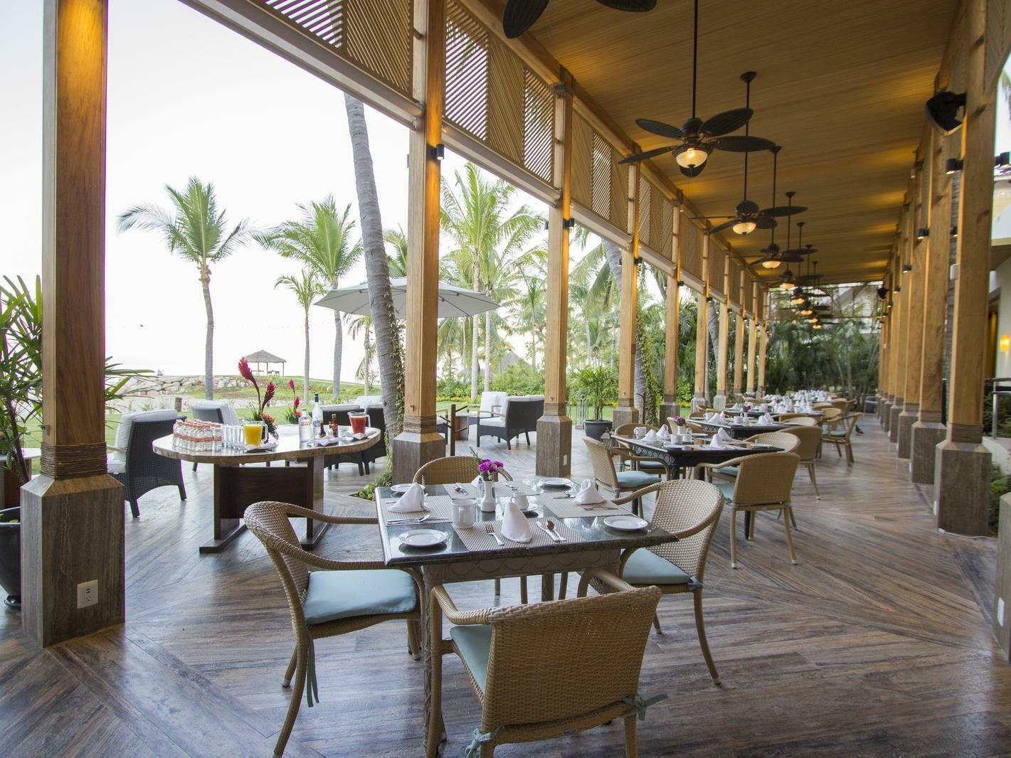 Patio Dining Area