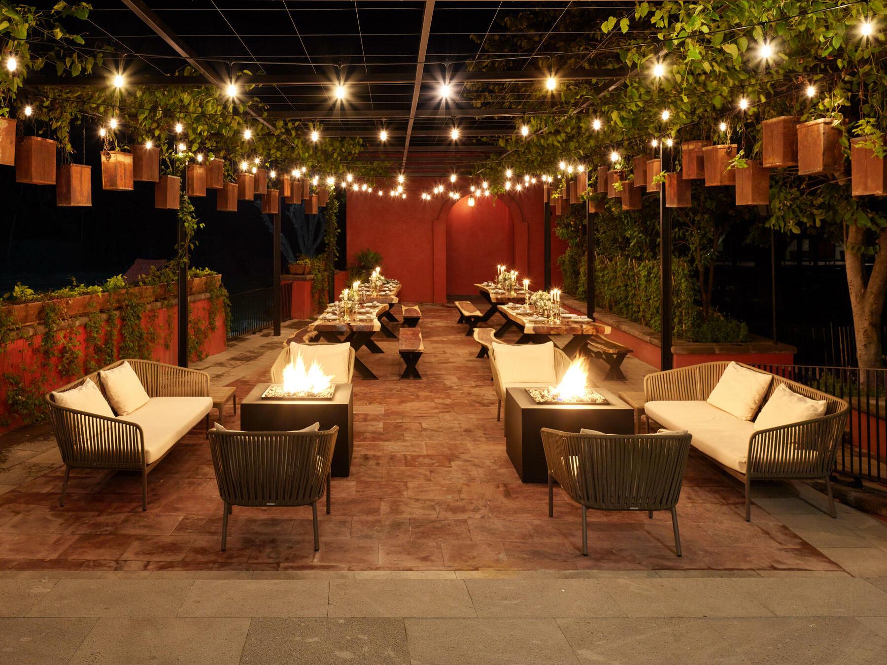 Wineyard Terrace
