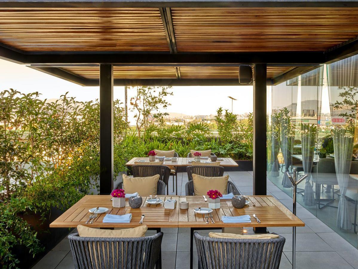 Restaurant Mapani Terrace
