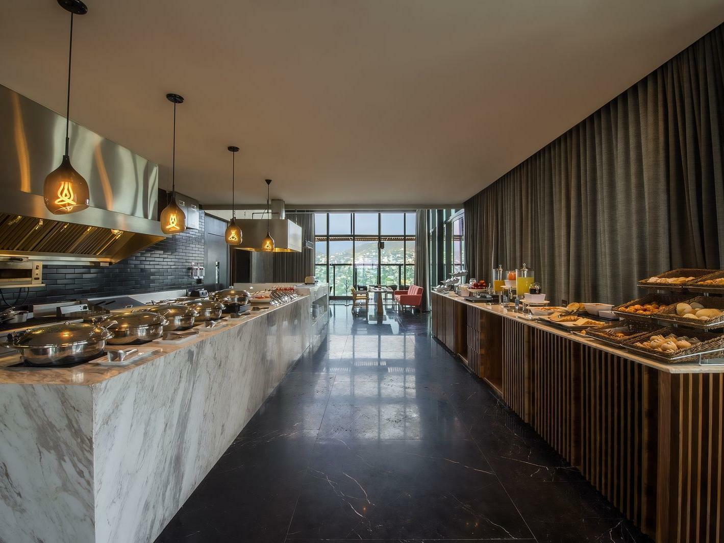 Restaurant 1596