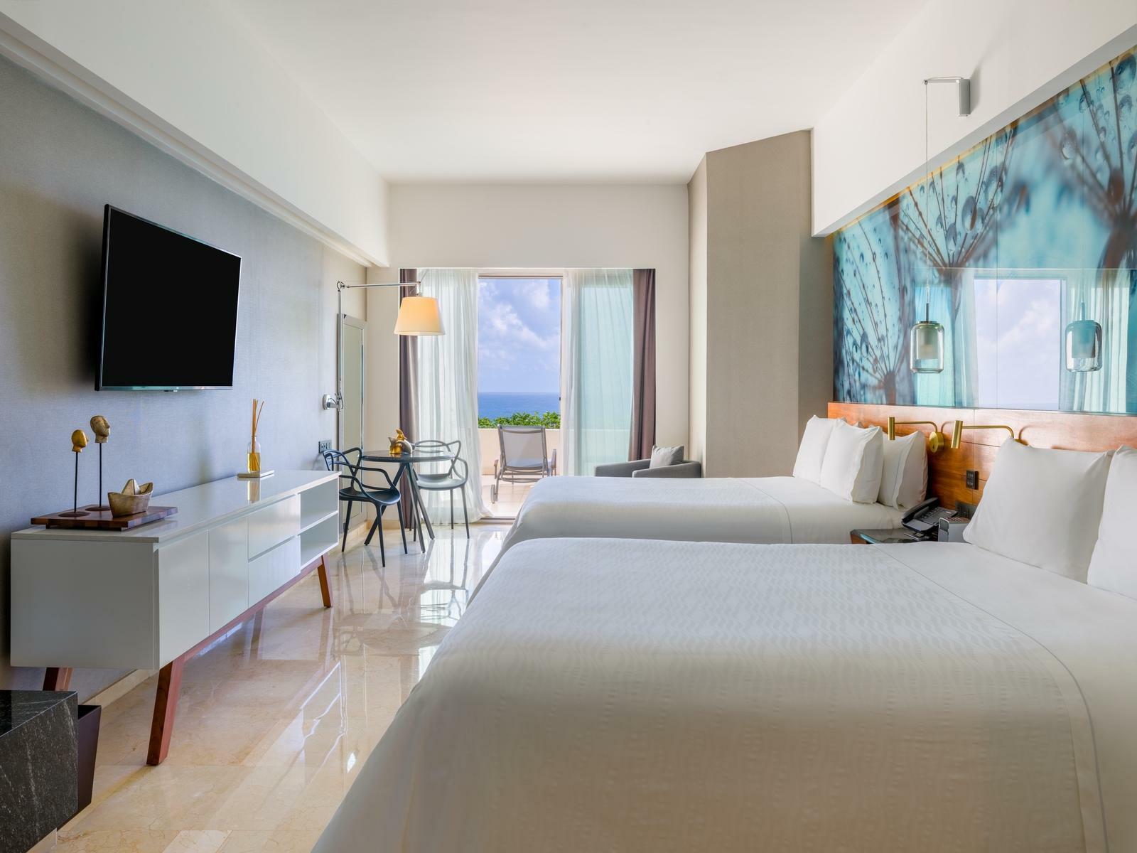 Premium Ocean Front Double Room