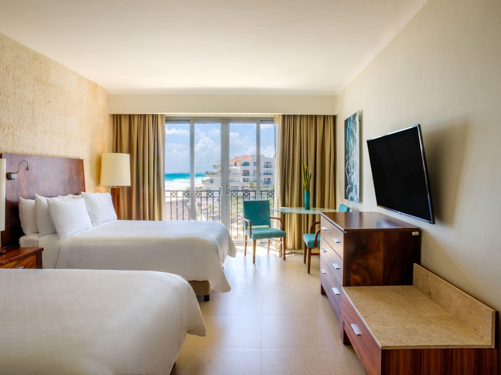 Premium Ocean View Double Room