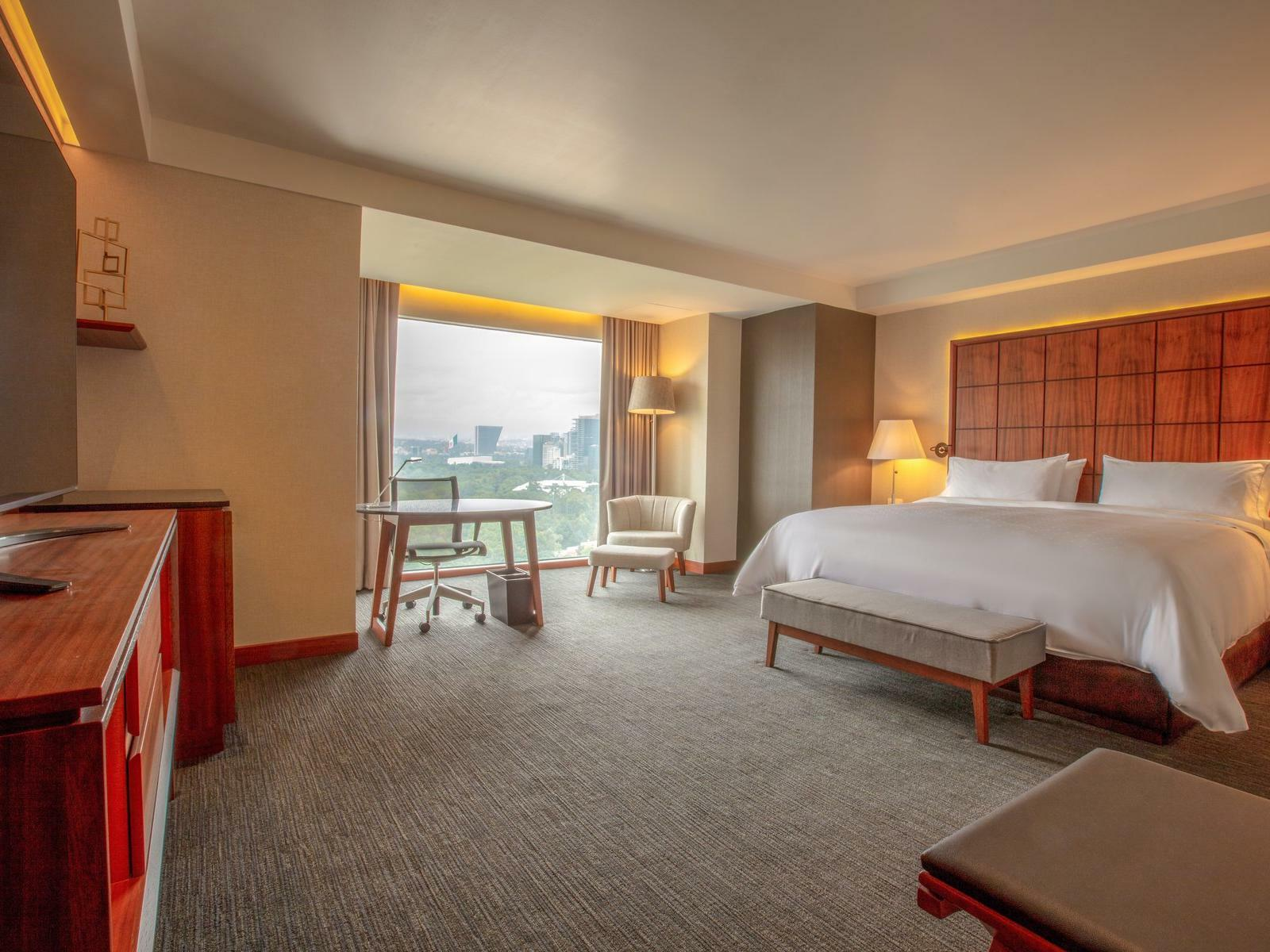 Room with Cityview at Grand Fiesta Americana Chapultepec