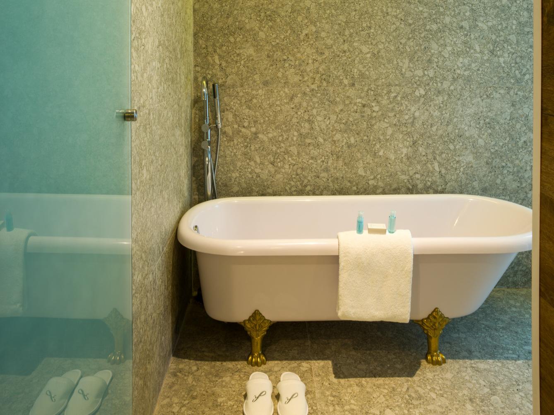 Master Suite Bathroom at La Coleccion Resorts