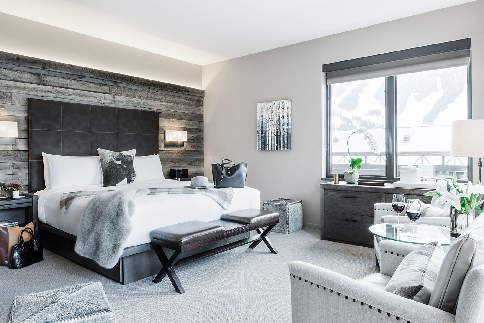 Miller Suite Bedroom