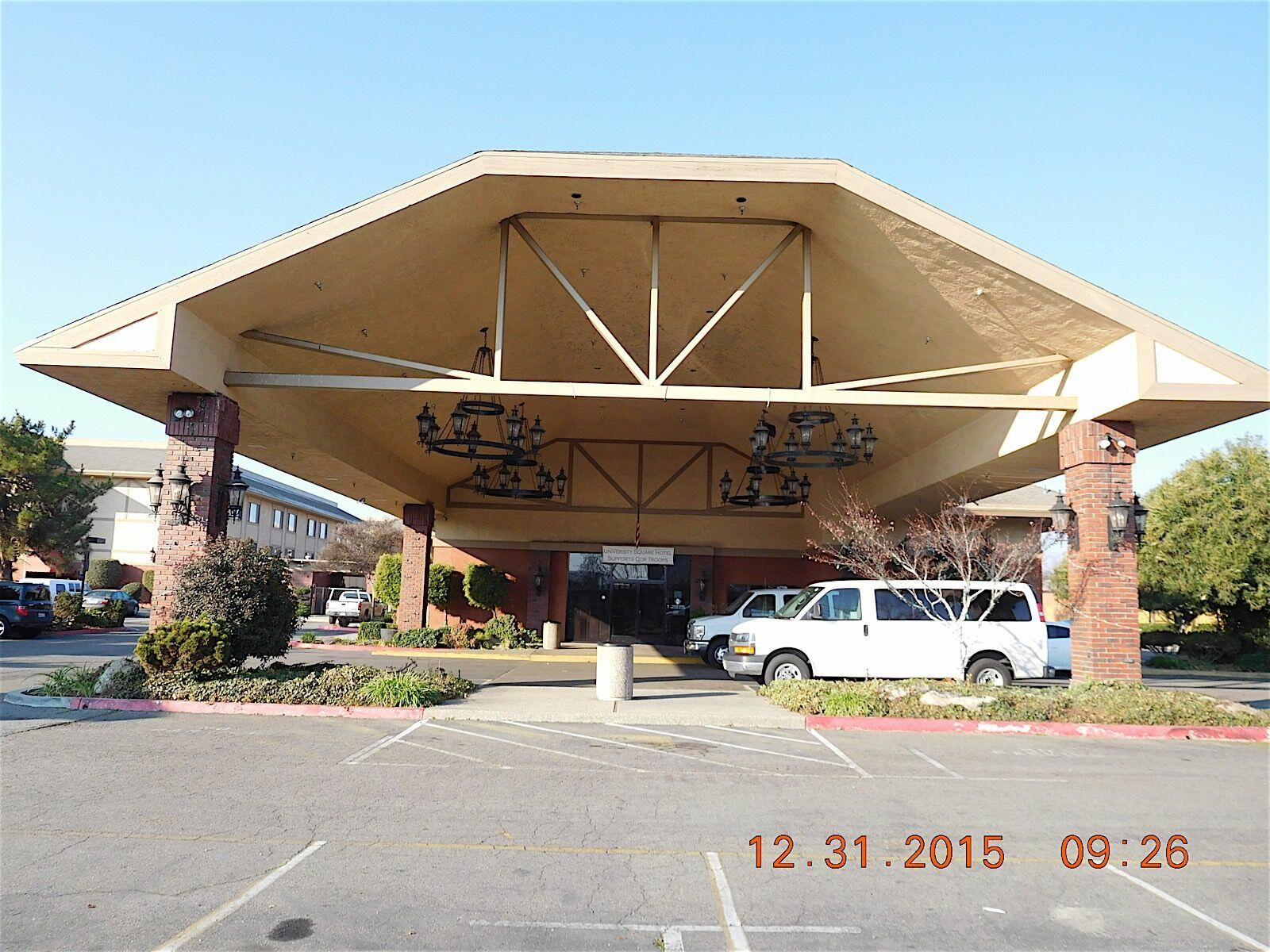 University Hotel of Fresno
