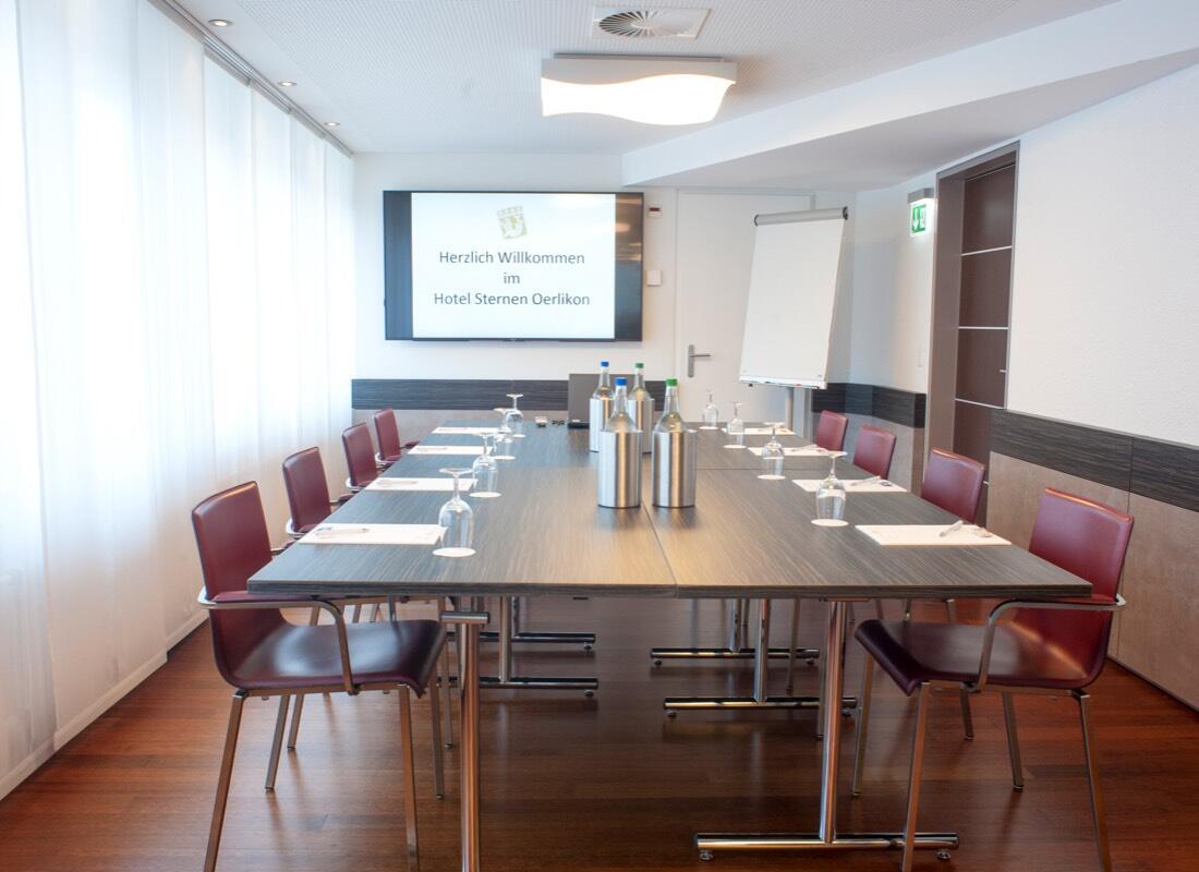 Seminar Pail at Hotel Sternen Oerlikon in Zurich
