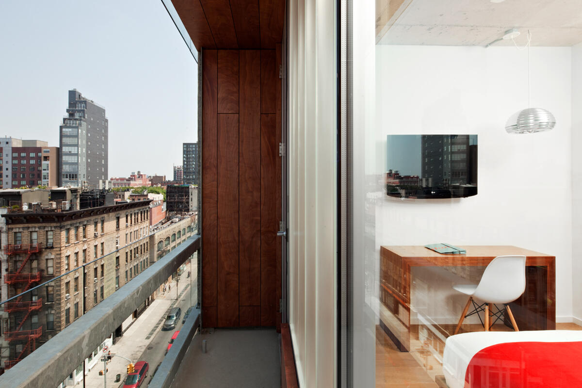 Nolitan Balcony Room with Manhattan Views