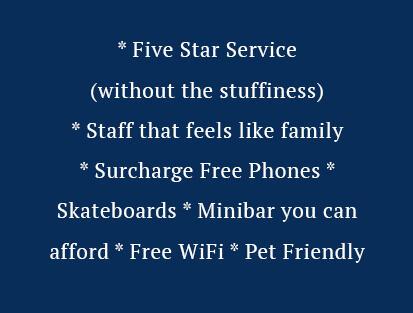 Five Star Service at Nolitan Hotel New York