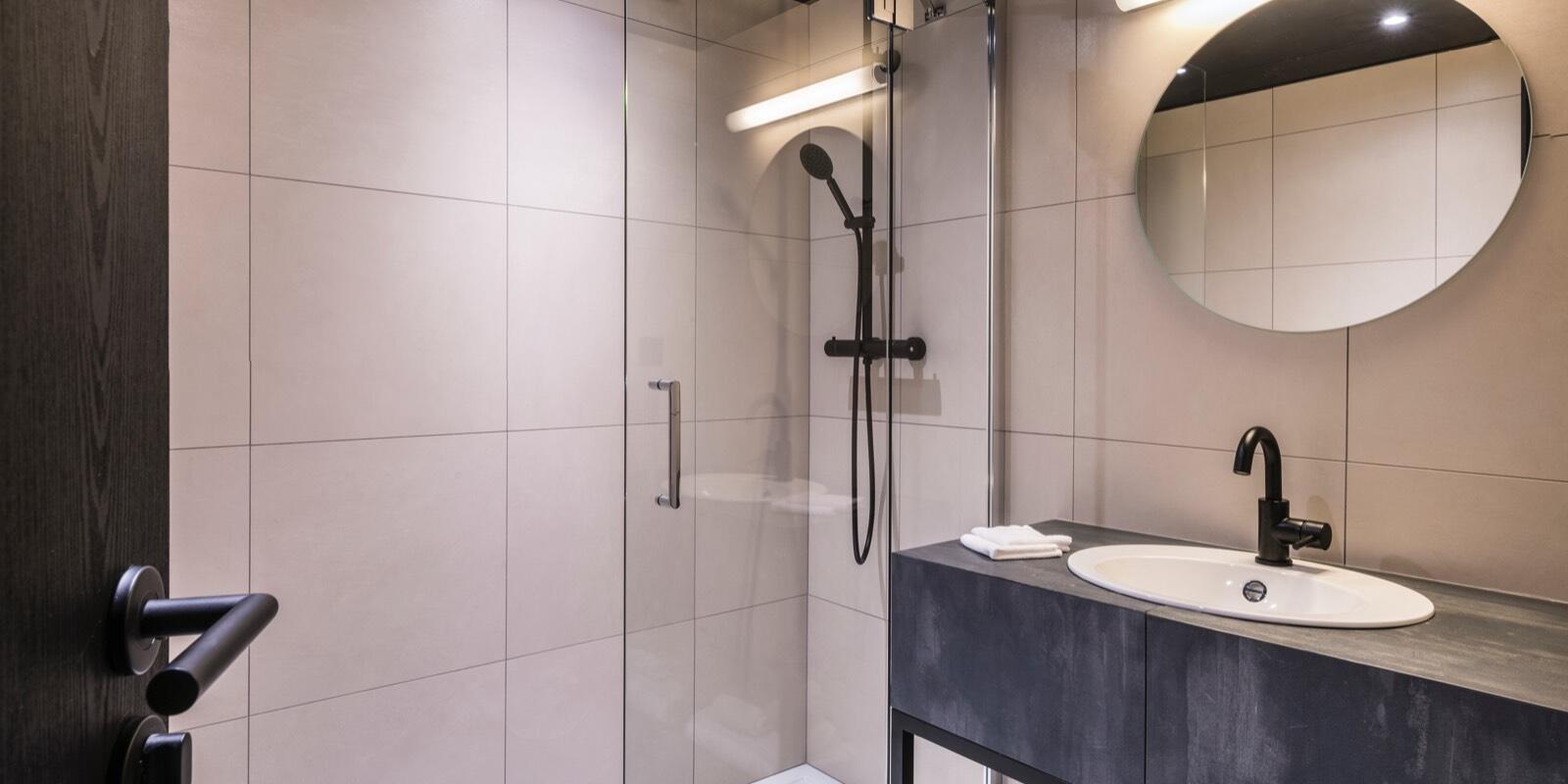Bathroom at Hotel Hubert Brussels