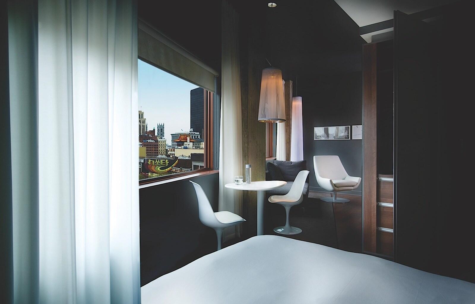 Living Suite Interior