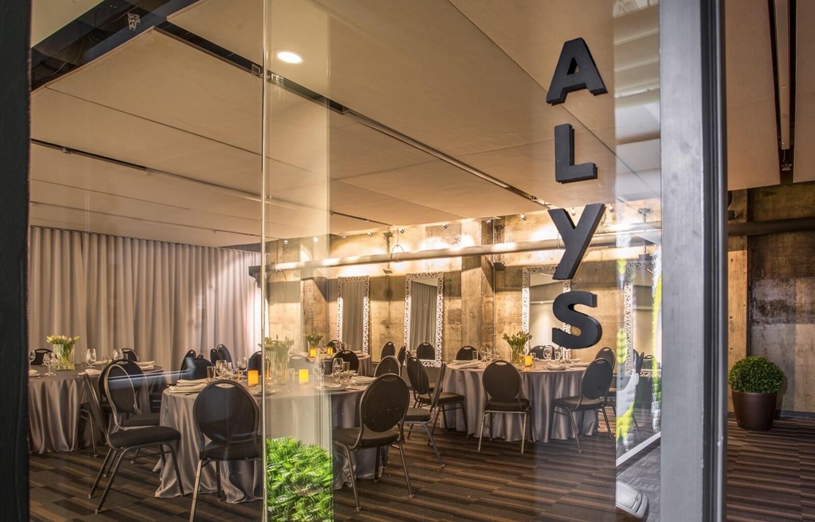 ALYS Event Venue