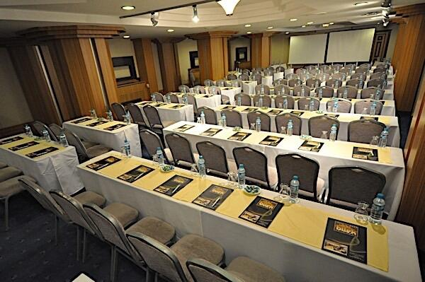 Conference room at Bilek Hotel Istanbul