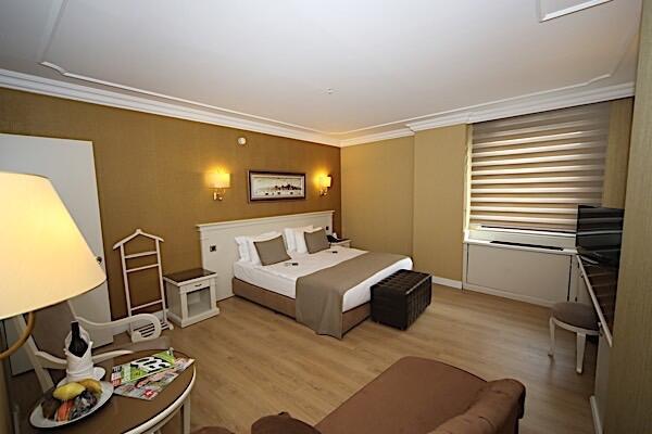 Grand Superior Suite at Bilek Hotel Istanbul