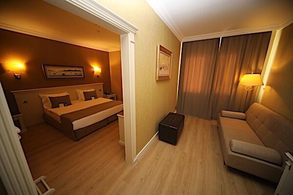 Junior Superior Room at Bilek Hotel Istanbul