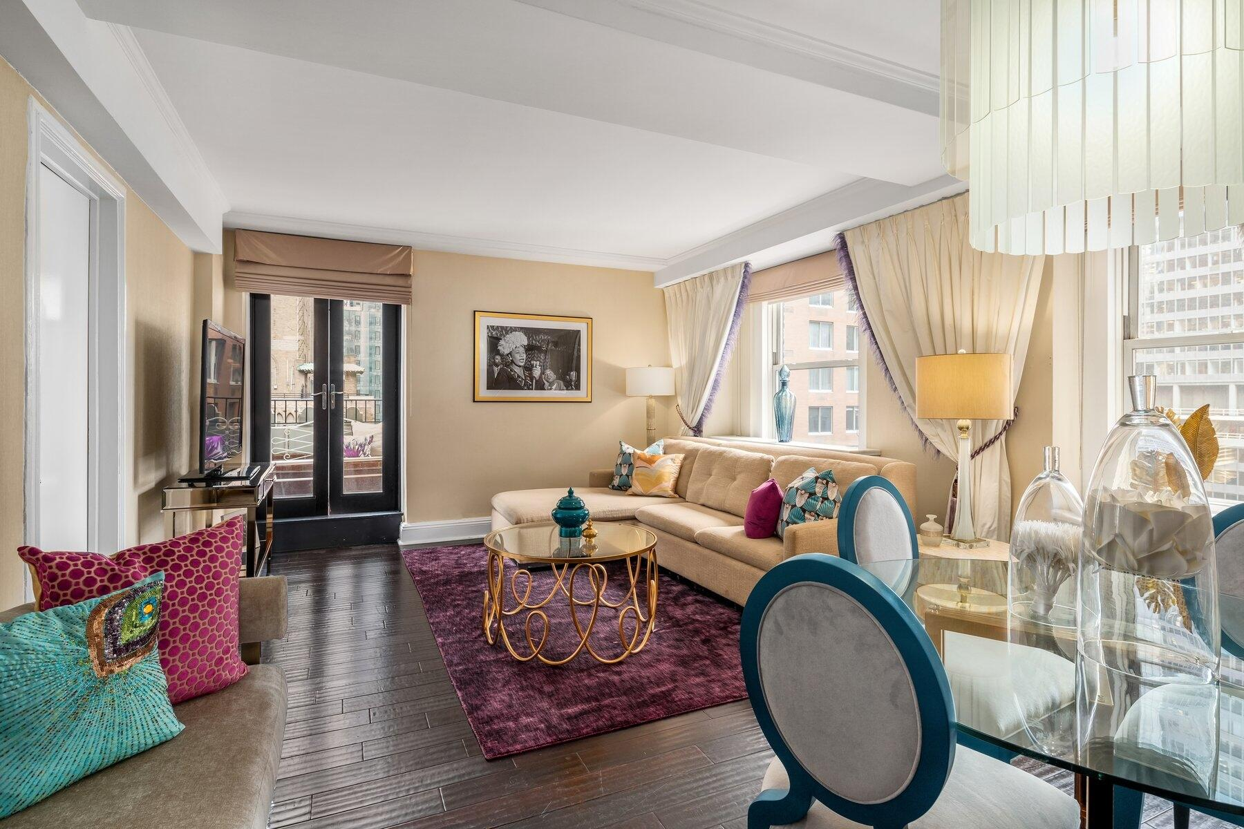 Lady Ella suite at Lexington