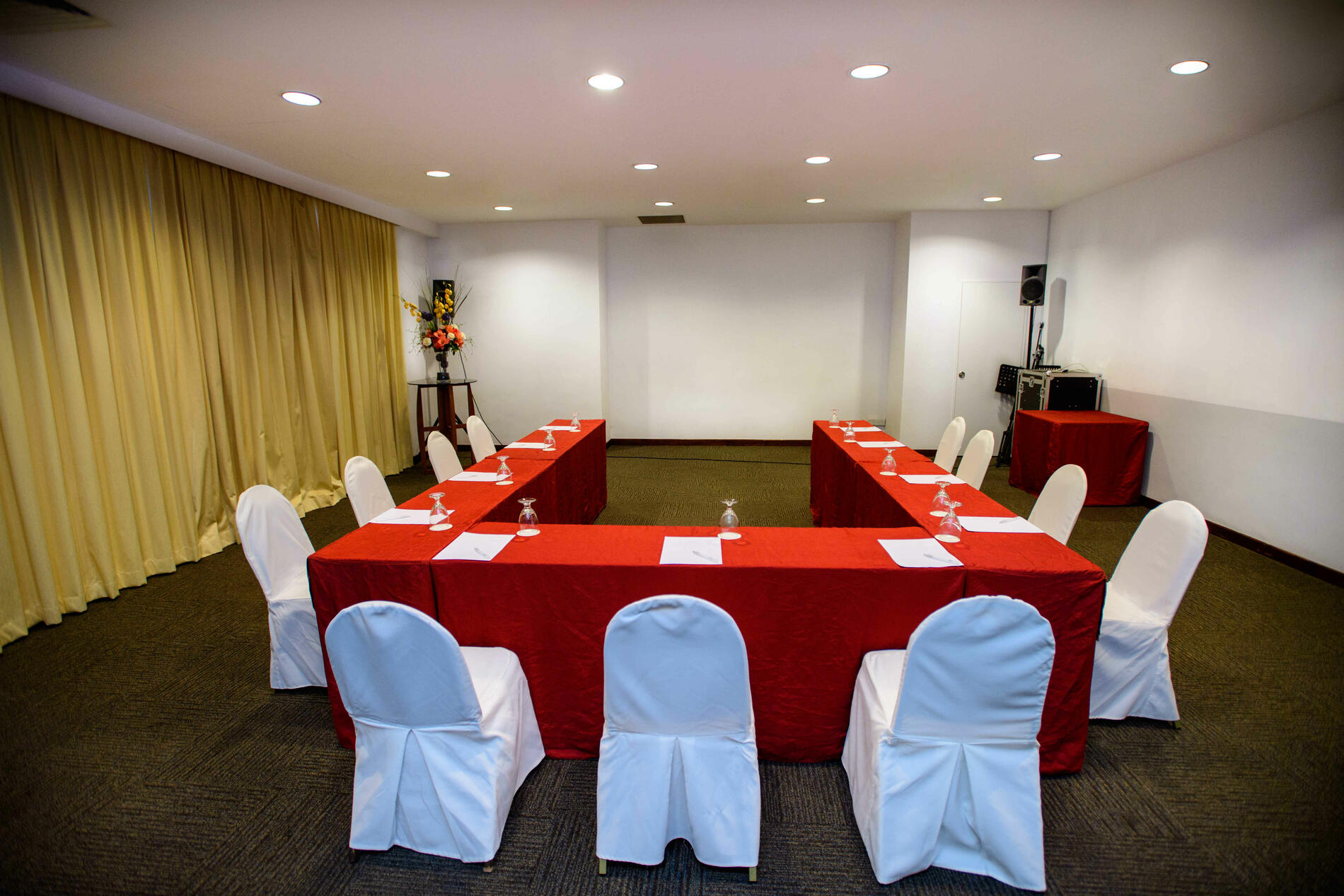 YWCA Fort Canning Lodge Meeting Room