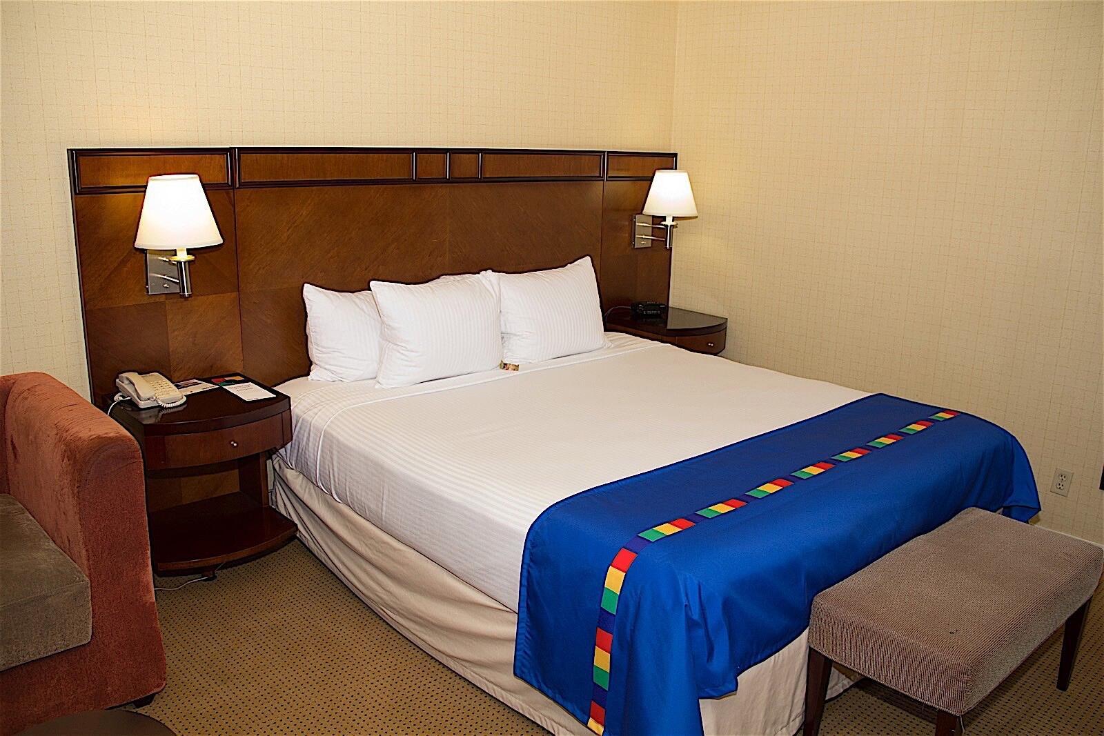 Standard King Bed
