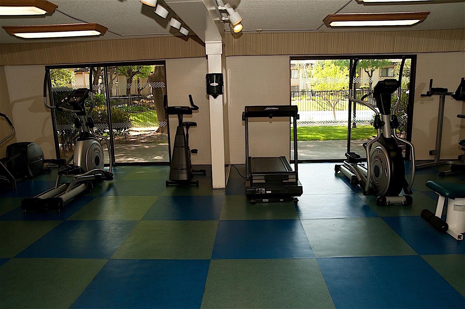 Hotel Fresno Fitness Center