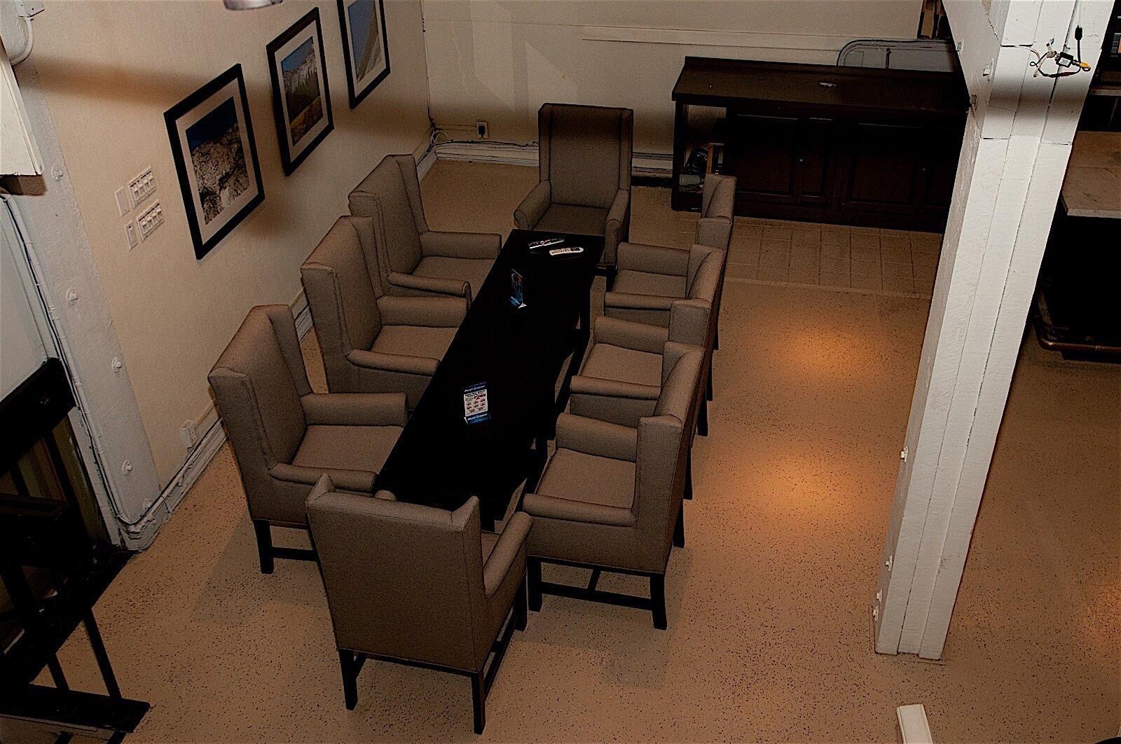 Hotel Fresno Boardroom