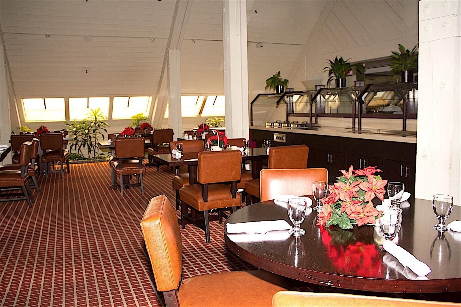 Breakfast Buffet at Hotel Fresno
