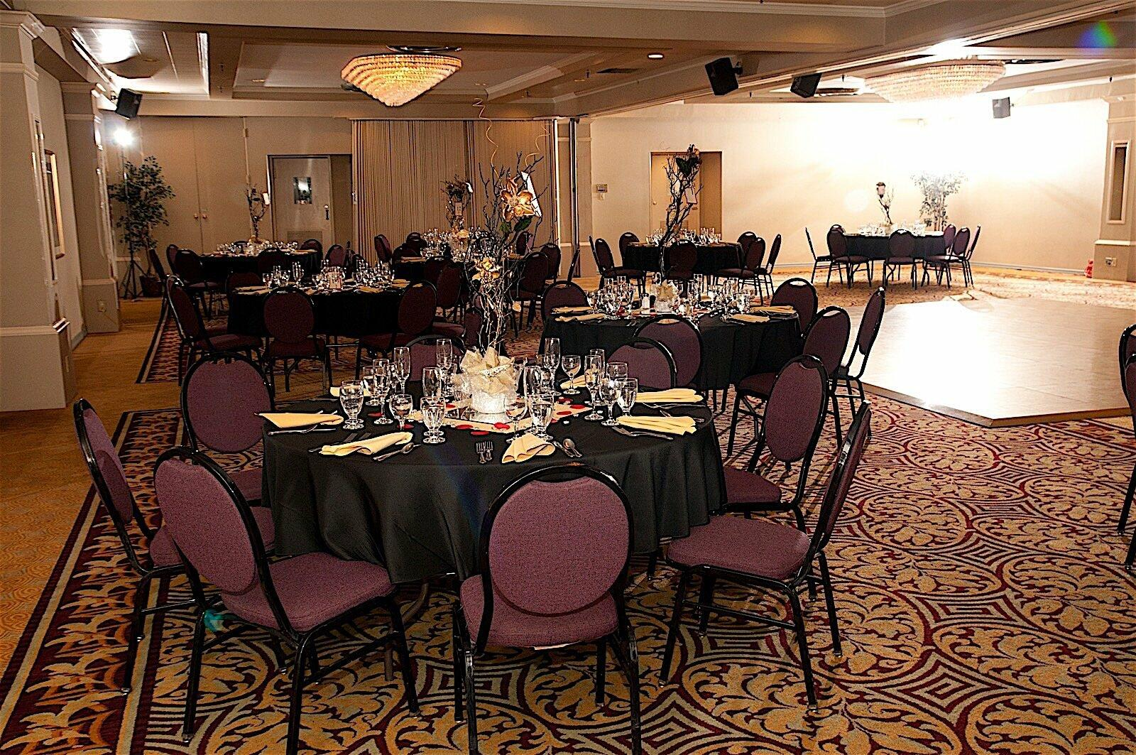 Event Space at Hotel Fresno