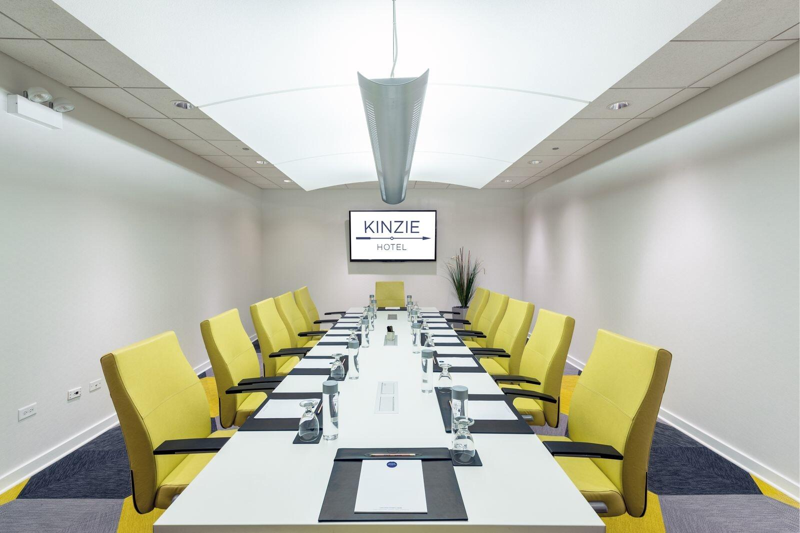 Kinzie Hotel Downtown Chicago Conference Room
