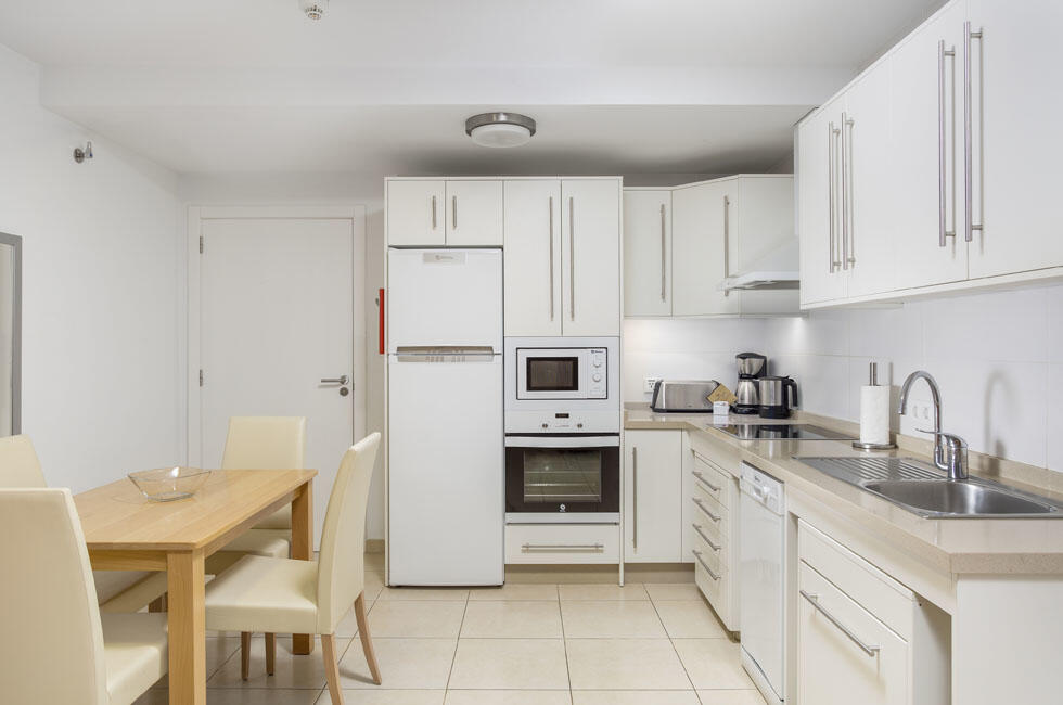 Sunset Bay Club One Bedroom Kitchen