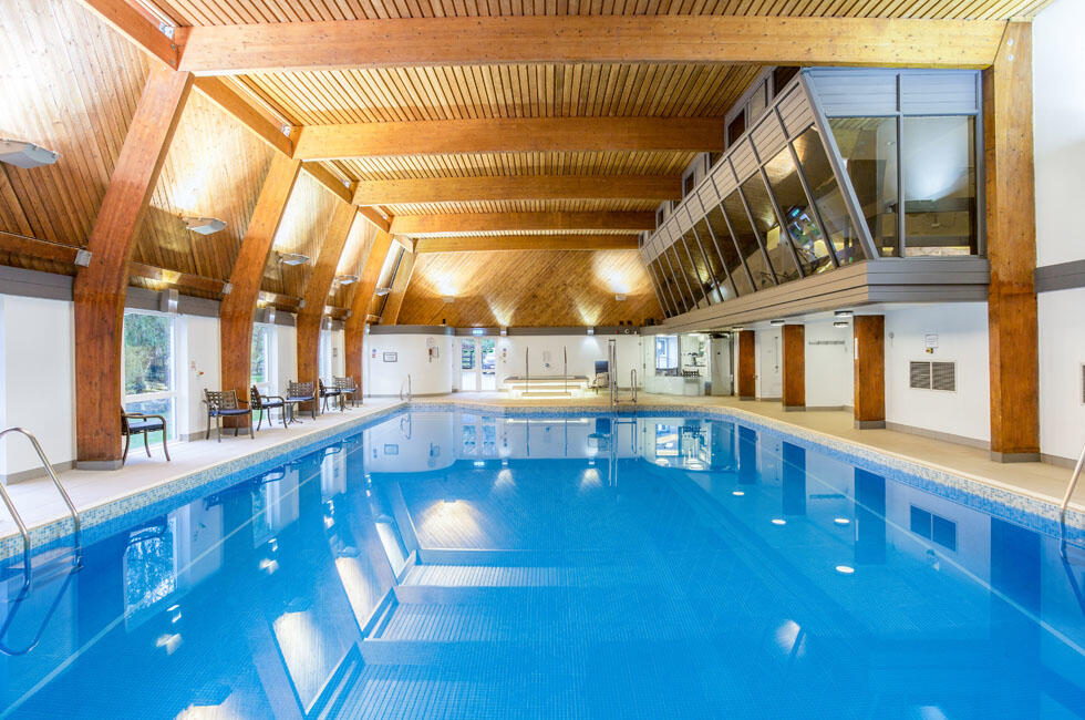 Woodford Bridge Country Club Indoor Swimming Pool