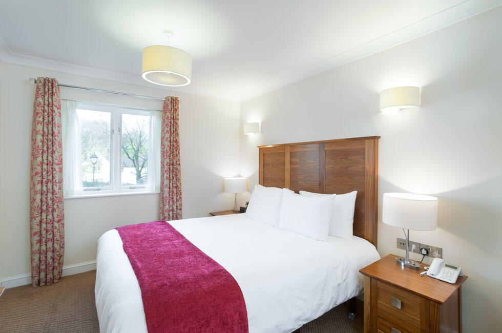 Woodford Bridge Country Club One Bedroom Lodge