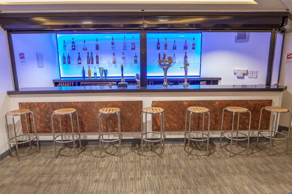 Woodford Bridge Country Club Ballroom Bar