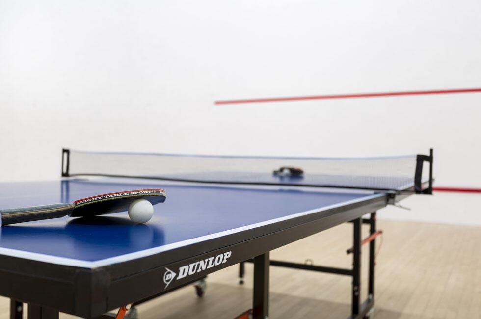 Woodford Bridge Country Club Table Tennis